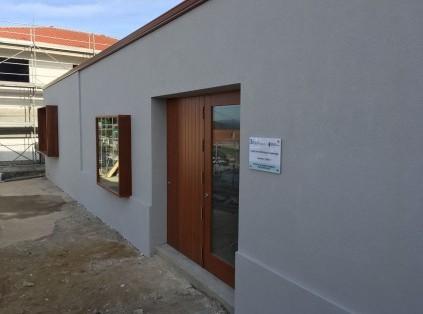 Centro de interpretación da Natureza Fase 1